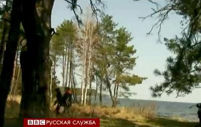 Репортаж ВВС об охотничьих угодьях Януковича в Сухолучье