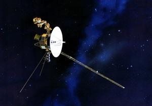 Аппарат Voyager-1 впервые покинул пределы Солнечной системы