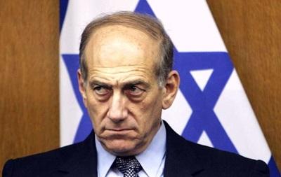 Экс-премьер Израиля признан виновным в получении взяток