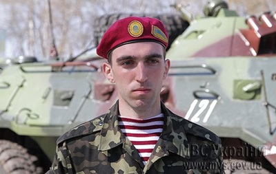 Сын главы Администрации президента пополнил ряды резервистов Нацгвардии