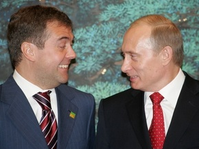 Медведев вслед за Путиным рассказал о своих политических амбициях