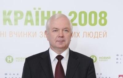 Кандидат в президенты Маломуж в 2013 году жил на 313 тыс. грн.