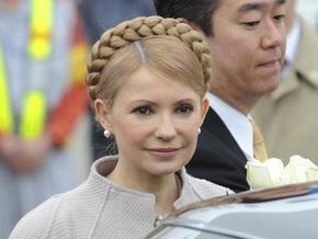 Тимошенко уверена, что Россия будет модернизировать ГТС Украины