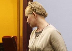 Верховная Рада отправила Тимошенко в отставку