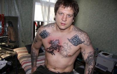 На Емельяненко завели дело об изнасиловании