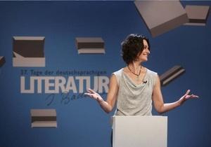 Писательница украинского происхождения стала лауреатом литературной премии в Австрии