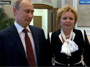 В Кремле подтвердили, что Путин официально развелся