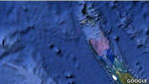 Мореплаватели  закрыли  остров в Тихом океане