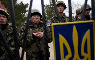 Из Перевального на север Крыма отправились 157 украинских военных