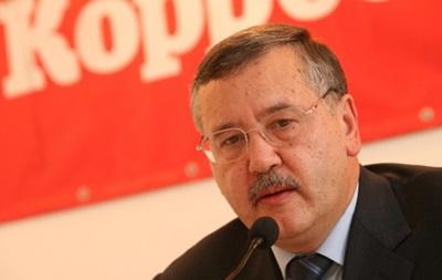 Гриценко за 2013 год задекларировал 438 тысяч гривен, новый VOLVO и водный мотоцикл