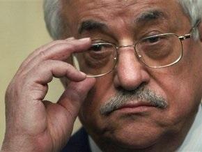 Махмуд Аббас переизбран на пост главы движения ФАТХ