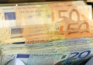 Евро на межбанке пробил отметку в 10,4 гривны
