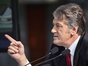 Ющенко заинтересовался расследованием убийства юноши на охоте с участием милиционера