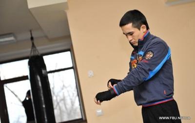 Фотогалерея: Как сборная России перед битвой с Атаманами в Украине тренировалась