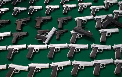 В Ужгороде Правый сектор сдал  оружие