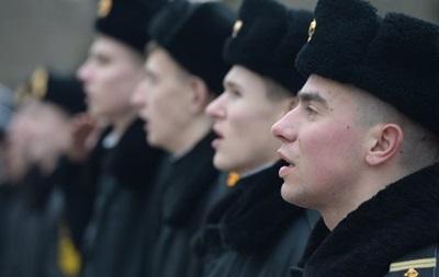 Курсанты ВМС в пятницу переедут из Севастополя на материковую часть Украины