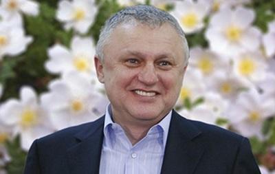 Суркис: Я рассчитываю на победу Динамо над Металлистом