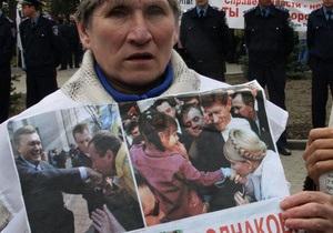 Львовская Батьківщина объявляет голодовку в поддержку Тимошенко