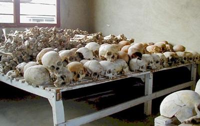 Франция бойкотирует поминовение геноцида в Руанде