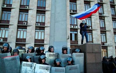 Итоги 6 апреля: захваты зданий на Востоке Украины, комендантский час на Майдане в Киеве