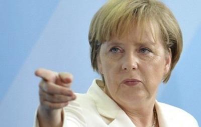 Немецкое правительство обеспокоено событиями на востоке Украины