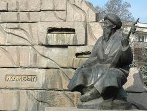 Посольство Казахстана установит в Киеве памятник Жамбылу Жабаеву