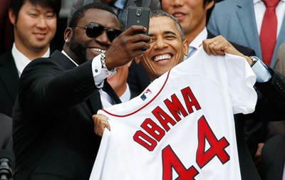 Фотогалерея. Спортивные кадры недели: Знойные болельщицы и счастливый Обама