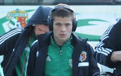 Ворскла оштрафовала своего футболиста за неприличный жест в адрес болельщиков Севастополя