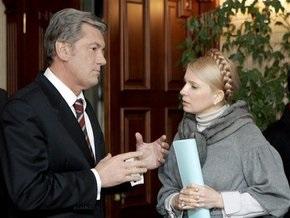 КП: Ющенко записал пани Юлию в  агенты Москвы