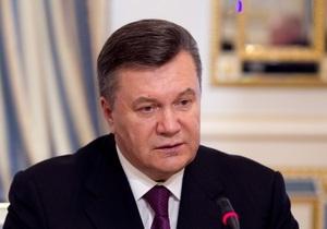 Янукович: Для меня свобода имеет особую ценность. Я знаю об этом не понаслышке