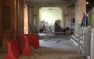 В Харькове курсанту ВВ светошумовая граната разорвала легкое