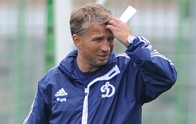 Официально: Московское Динамо осталось без главного тренера