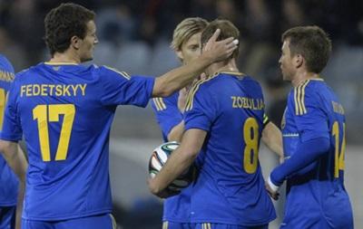 Сборная Украины в конце мая может сыграть с Каталонией в Барселоне