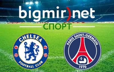 Челси – ПСЖ –  2-0, текстовая трансляция ответного матча 1/4 финала Лиги Чемпионов