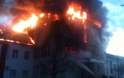 После дня рождения бухгалтера сгорела база российского клуба