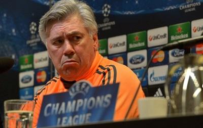Тренер Реала: В ответном матче с Боруссией нам пришлось натерпеться