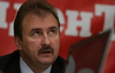 Киевский суд арестовал счета Попова