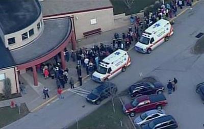 До 20 человек ранены ножом в пенсильванской школе