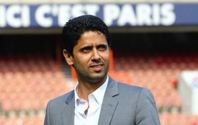Катарский шейх уверен, что ПСЖ вскоре выиграет Лигу чемпионов