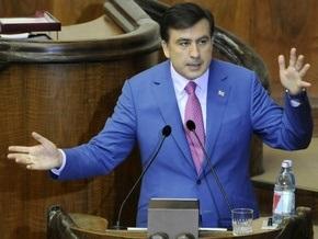 Саакашвили: Перед обстрелом Цхинвали жители были эвакуированы, а в городе находились российские войска