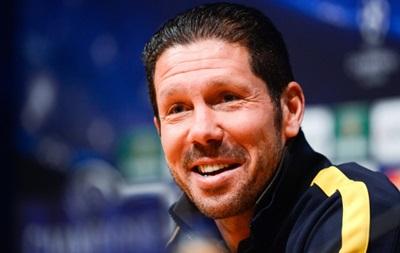 Тренер Атлетико: Победа над великим клубом доставляет огромную радость