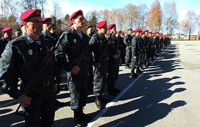 Мобилизация Национальной гвардии обеспечена  на 90% - Минобороны