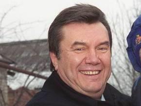 Янукович находится на лечении в Феофании