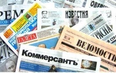Обзор прессы России: Бойкот российских товаров в Украине