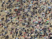 Неизвестные злоумышленники украли венгерский пляж
