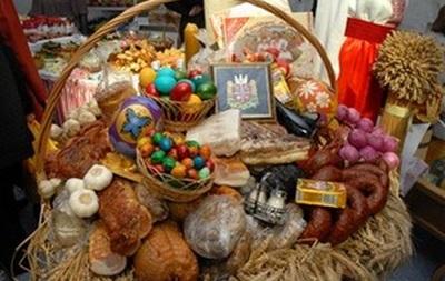 Пасхальный стол в этом году обойдется минимум в 700 грн