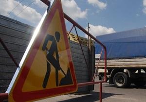 В ночь на воскресенье в Киеве закроют движение по мосту Метро