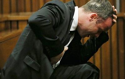 Прокурор не поверил в случайное убийство Писториусом его подруги