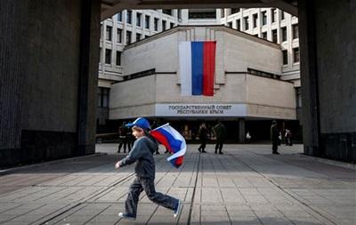 Власти Крыма: США ввели санкции против тех, кто помог избежать кровопролития