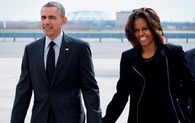 Барак Обама и его супруга заработали $500 тыс в 2013 году